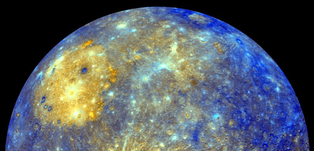 Shake shake shake Planet Mercury may have earthquakes  PBS NewsHour