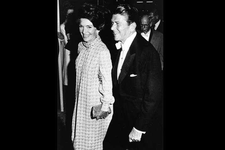 January 11, 1968 - A panel of 2,000 fashion experts name Nancy Reagan to the International Best Dressed List.