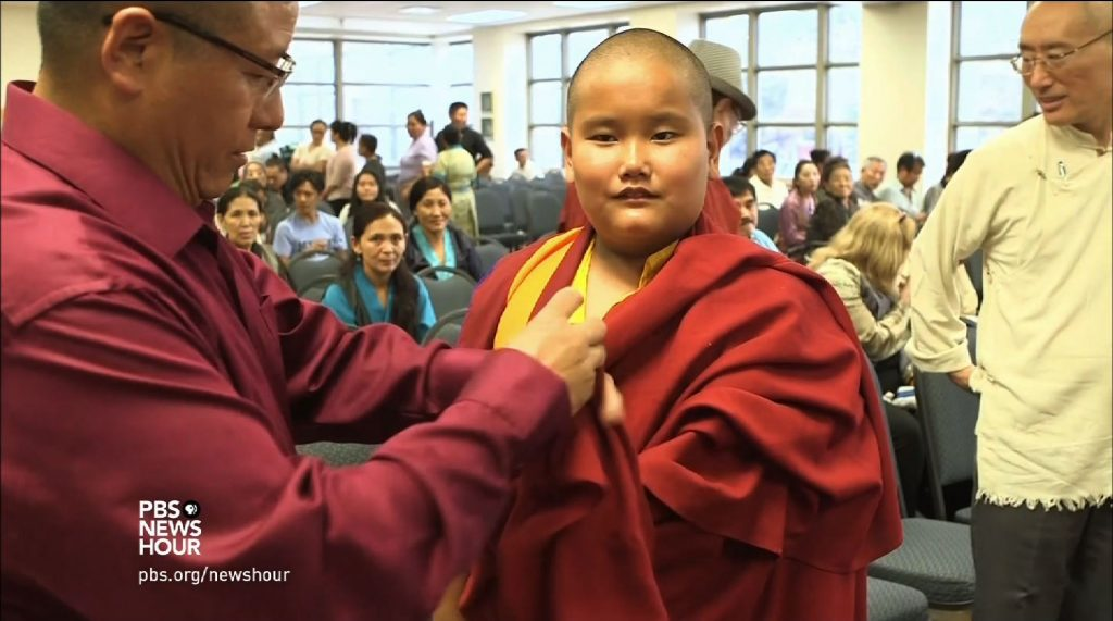 Minnesota kid destined to be a Buddhist spiritual leader