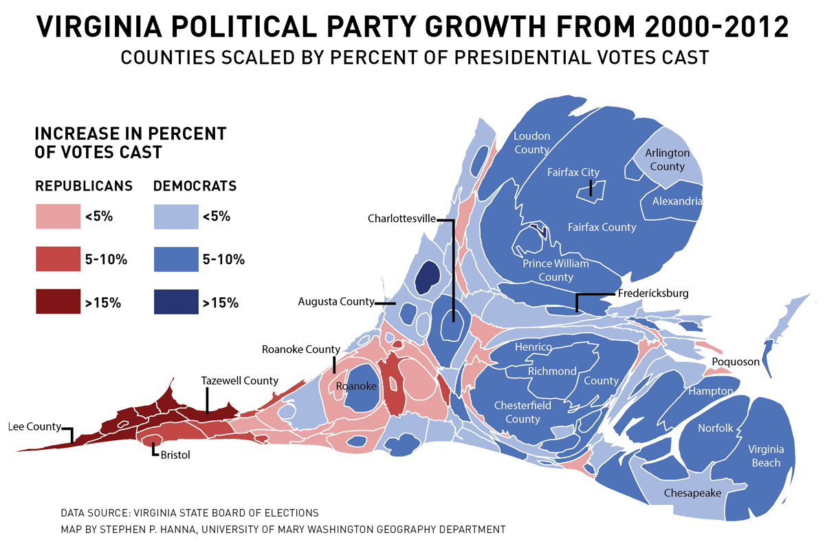 party-growth