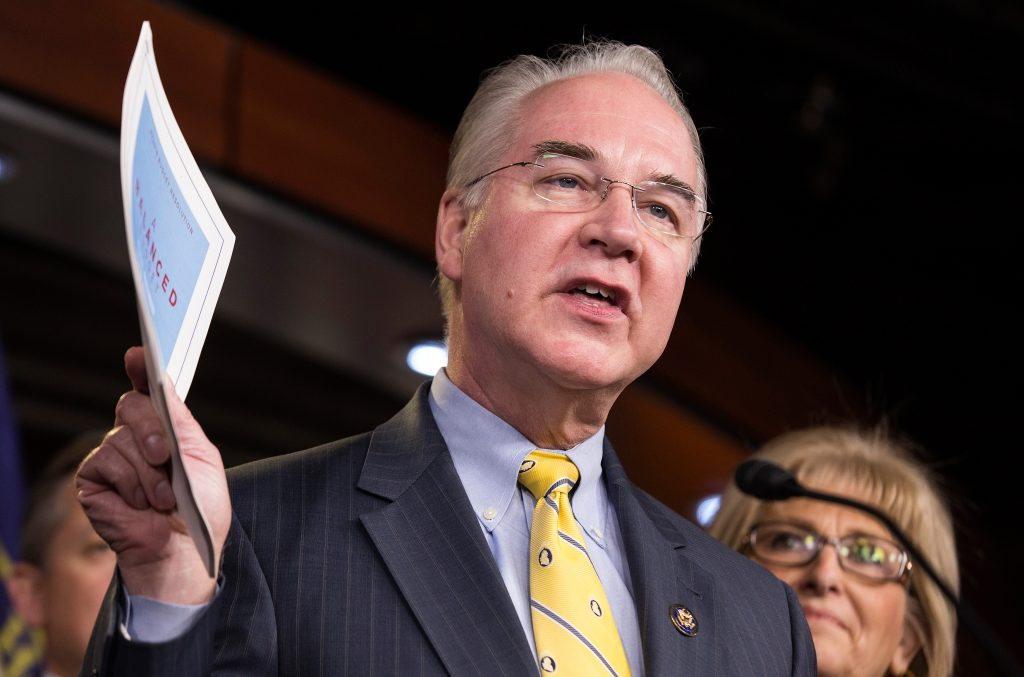 File photo of Rep. Tom Price, R-Ga., by Joshua Roberts/Reuters