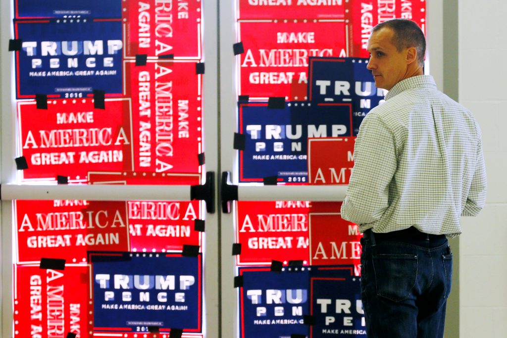 President Trump calls former campaign aide Lewandowski's testimony 'beautiful'