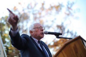 File photo of Sen. Bernie Sanders, I-Vt., by Carlos Barria/Reuters