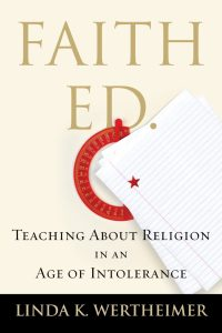 Faith Ed. book cover