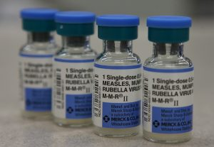Large Outbreak Of Measles Reported In California