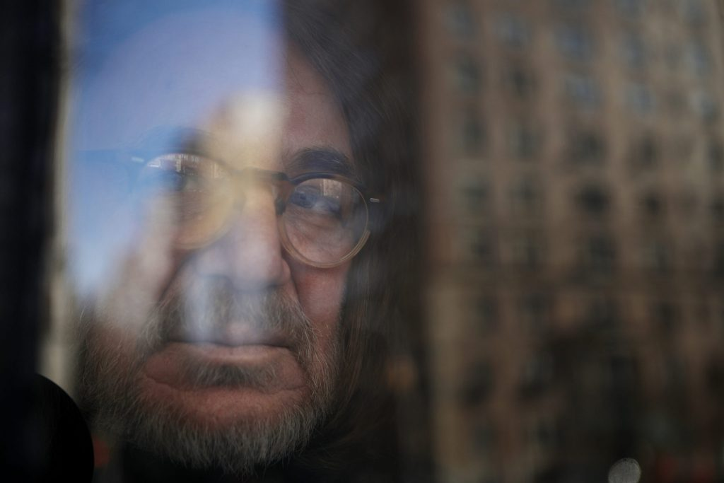 Bornstein still practices medicine in the office once occupied by his father, Jacob. Photo by STAT