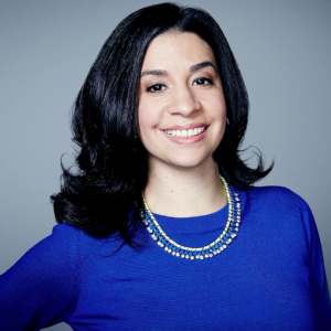 CNN journalist Tanzina Vega. Photo courtesy of CNN.