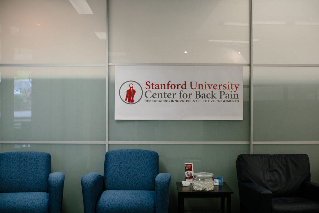 Mackey has built Stanford's pain center into one of the nation's most comprehensive and well-funded pain research operations. Photo by Elizabeth D. Herman for STAT News