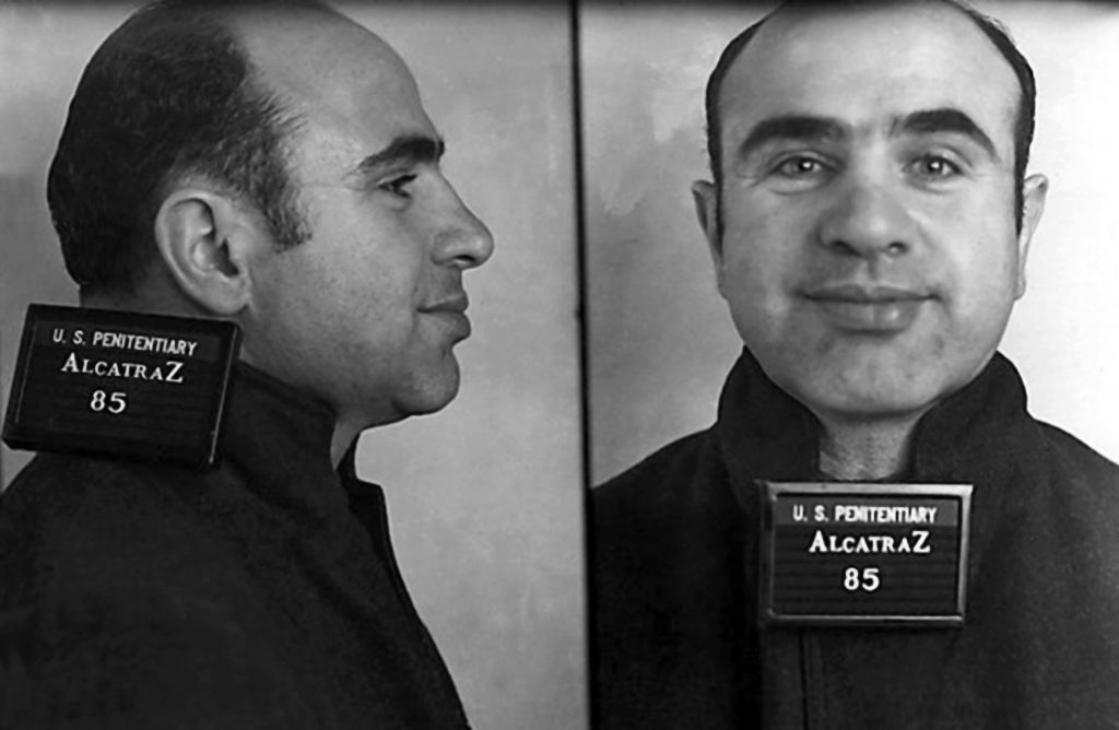 Al Capone-Is Alcatraz Haunted