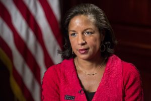 File photo of national security adviser Susan Rice by Joshua Roberts/Reuters