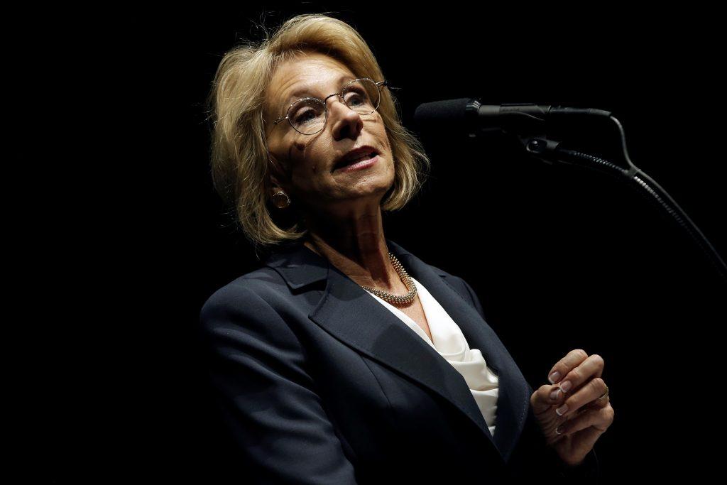 Our Next Secretary Of Education Should >> Devos Won T Dismantle Public Schools As Education Secretary Pbs