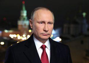 File photo of Russia's President Vladimir Putin by Sputnik/Mikhail Klimentyev/Kremlin via Reuters