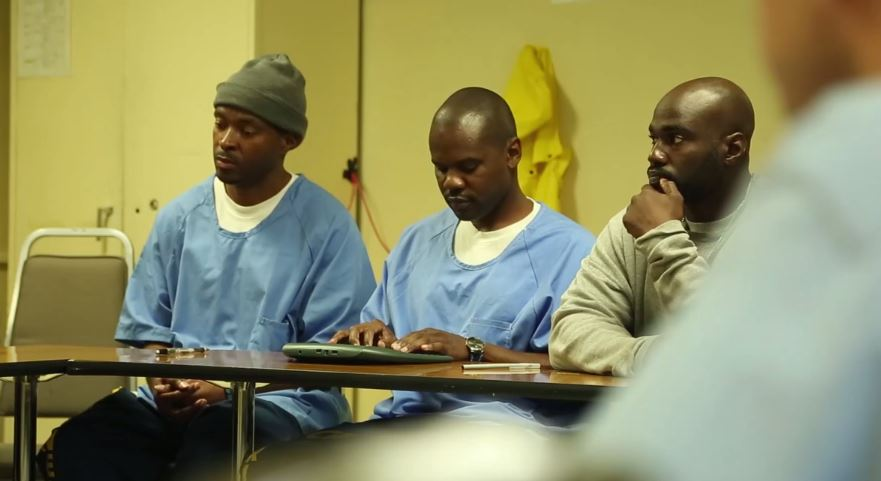 San Quentin Prisoners