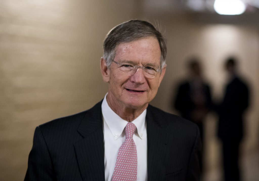 Chairman of the Science, Space, and Technology Committee Lamar Smith, R-Tx. Photo By Bill Clark/CQ Roll Call)