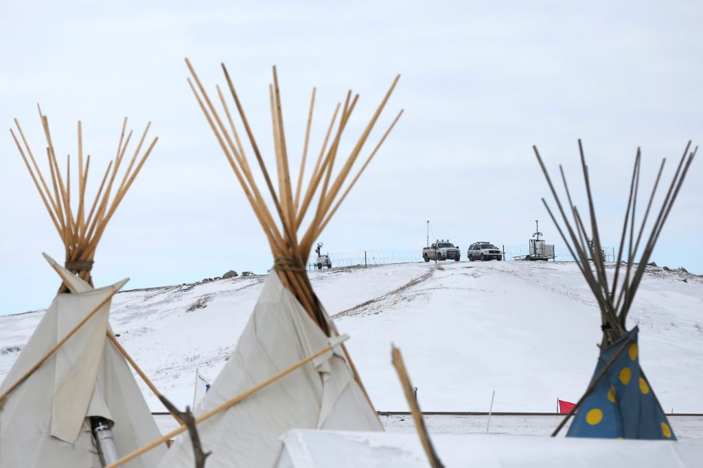 How Will Native Tribes Fight The Dakota Access Pipeline In Court