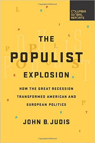 The Populist Explosion, Columbia Global Reports