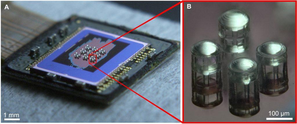 Eagle eye' lenses may inspire hi-def cameras as thin as a