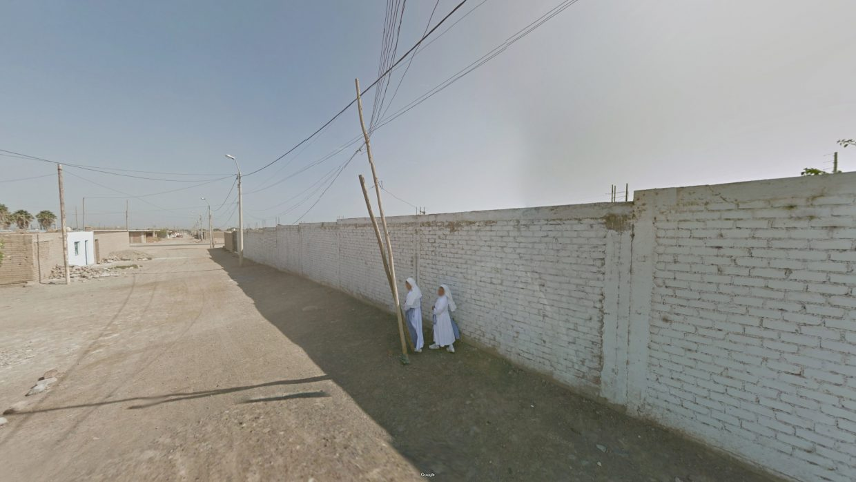 The Quilmaná District of the province Cañete in Peru. Photo by Jacqui Kenny/Google Street View