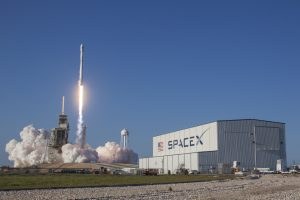 On Thursday, the SES-10 satellite hitched a ride on the world's first reflight of an orbital class rocket. Photo by SpaceX