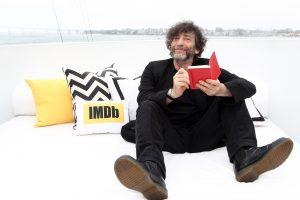 SAN DIEGO, CA - JULY 23: Writer Neil Gaiman attends the IMDb Yacht at San Diego Comic-Con 2016: Day Three at The IMDb Yacht on July 23, 2016 in San Diego, California. (Photo by Tommaso Boddi/Getty Images for IMDb)