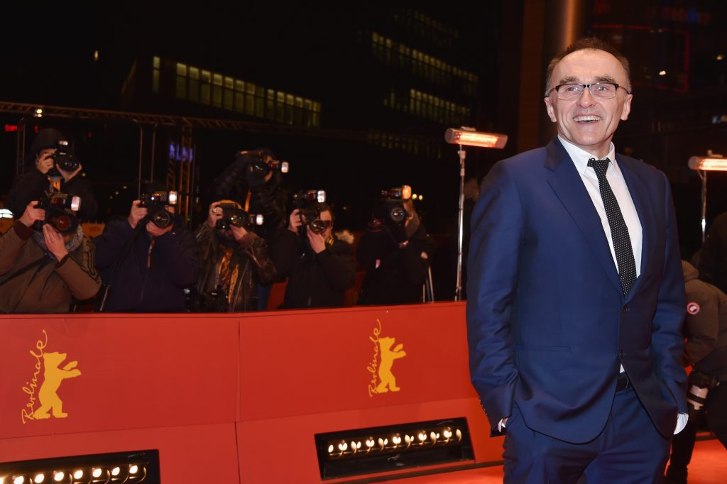 Film director Danny Boyle