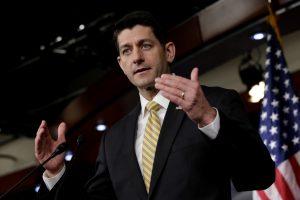 File photo of House Speaker Paul Ryan, R-Wis., by Yuri Gripas/Reuters