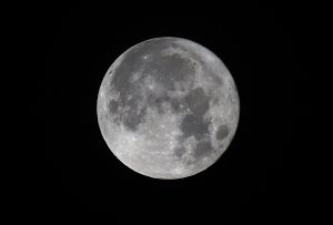 New evidence suggests the lunar mantle is wet on a global scale. Photo by Rebecca Naden/REUTERS
