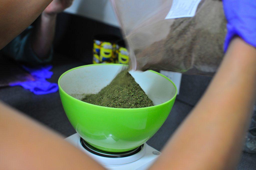 Colorado state government do drug testing