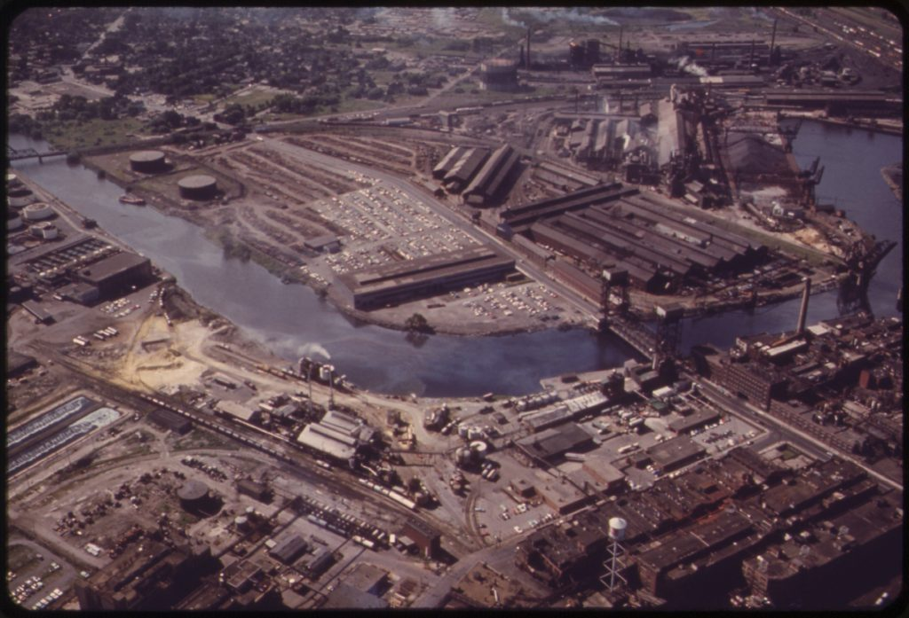 Republic Steel - Now known as Riverbend (BEFORE)