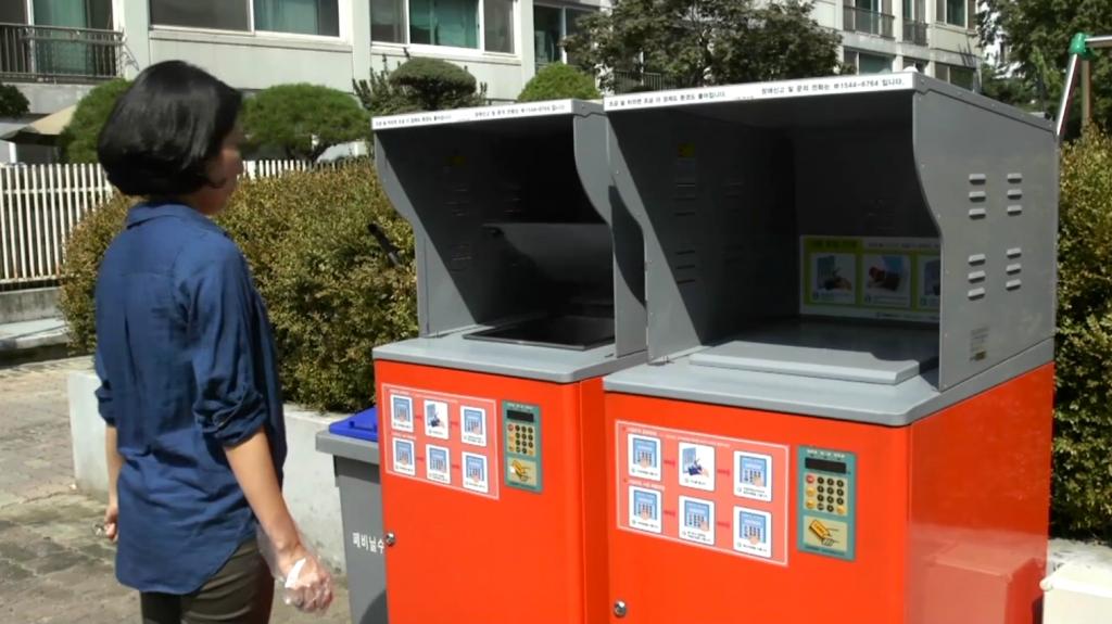 seoul food waste