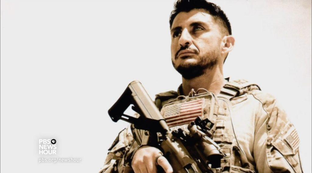 Sgt. 1st Class Michael Rodriguez (Ret.)