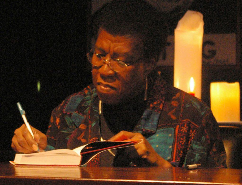 Octavia Butler. Credit: Nikolas Coukouma/Creative Commons