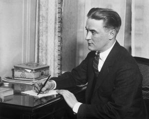 Fitzgerald struggled with addition through his entire adult life. Photo via Getty Images