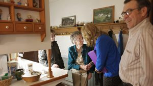 Medicare Advantage plans will cover more home care services next year, a sign of potentially big changes for Medicare. Photo by Ann Arbor Miller