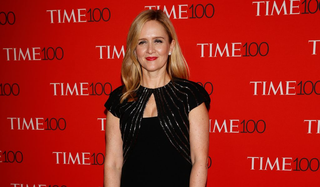 samantha bee s show briefly upstages correspondents dinner pbs