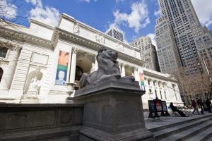 New York Public Library. Courtesy: NYPL