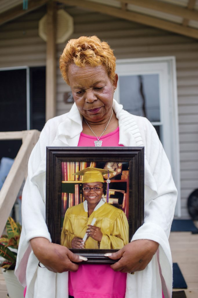 From SHOT: 101 Survivors of Gun Violence in America by Kathy Shorr, published by powerHouse Books.