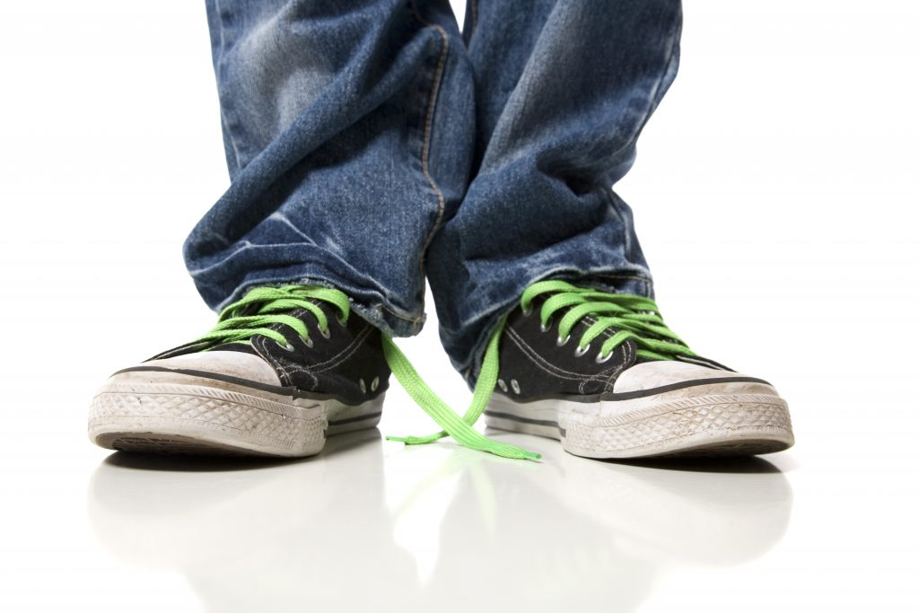 Fret no longer children of planet Earth, as new research from the University of California, Berkeley, has figured out the physics behind why the knots fail and why some shoelaces are more prone to the mistake. Photo by yellowsarah/via Getty Images