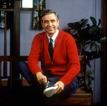 Mister Rogers' Neighborhood, which ran on WQED-Pittsburgh from 1963 – 2001, was designed for children ages 2-5 and set out to guide their emotional development. Flickr/SpookyMama