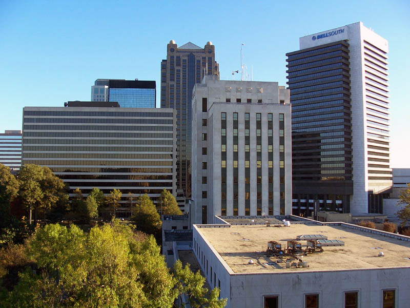 A view of downtown Birmingham, Alabama. Photo by Flickr user James Willamor