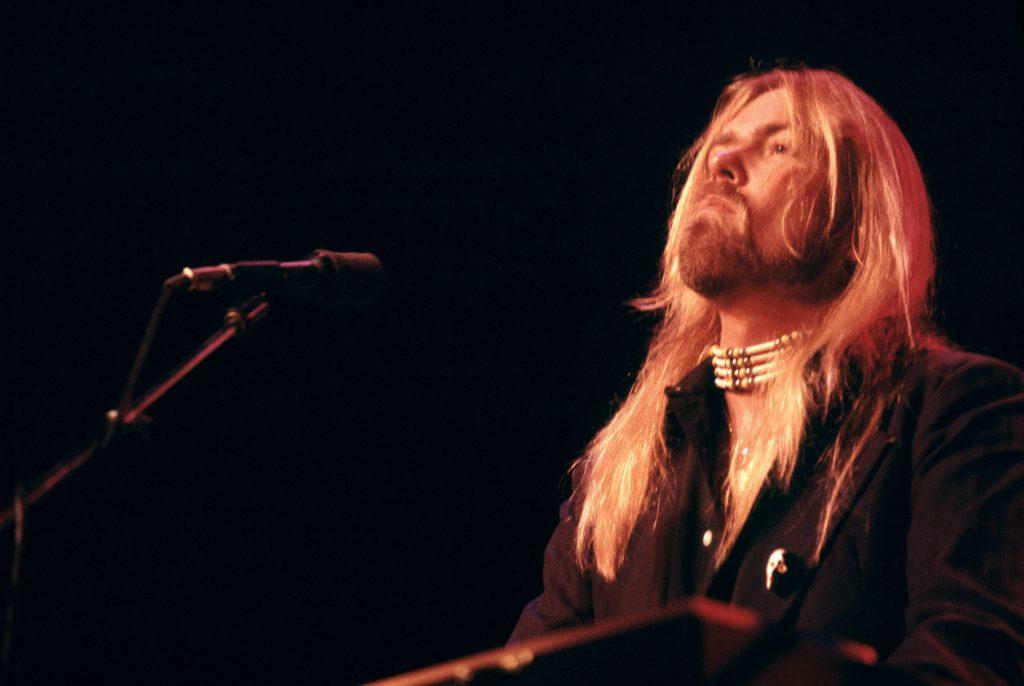 Photo of Gregg Allman