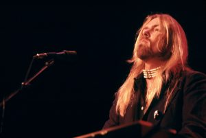 Photo of Gregg Allman
