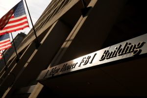 File photo of the FBI building in Washington, D.C., by Jonathan Ernst/Reuters