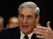 FBI Director Robert Mueller testifies before the U.S. Senate Judiciary Committee at an oversight hearing about the Federal Bureau of Investigation on Capitol Hill in Washington, D.C. in 2013. Photo by Larry Downing/Reuters