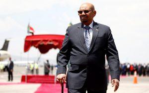 File photo of Sudan's President Omar al-Bashir by Tiksa Negeri/Reuters