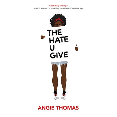 """The Hate U Give."" Credit: Balzer + Bray"