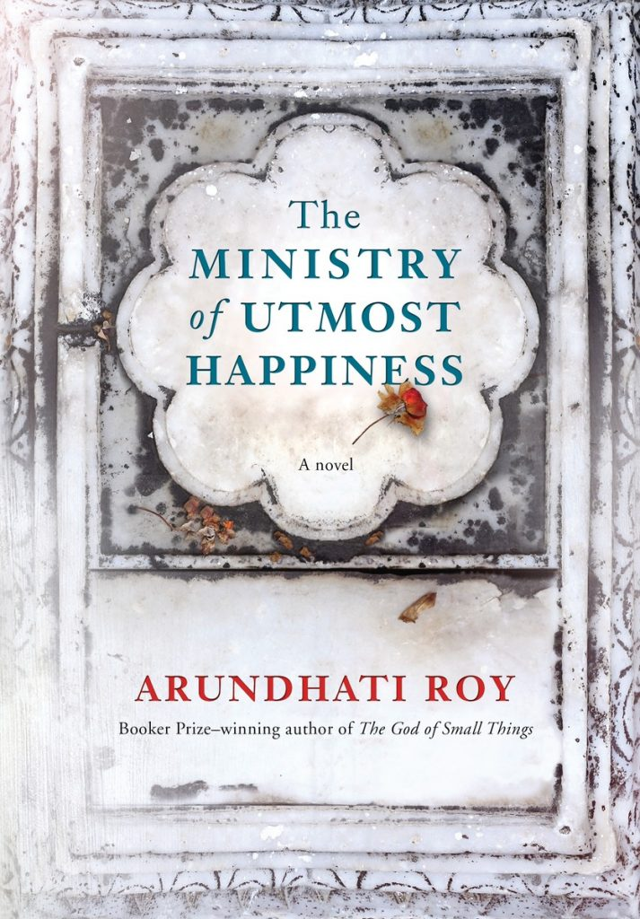 """The Ministry of Utmost Happiness."" Credit: Knopf"