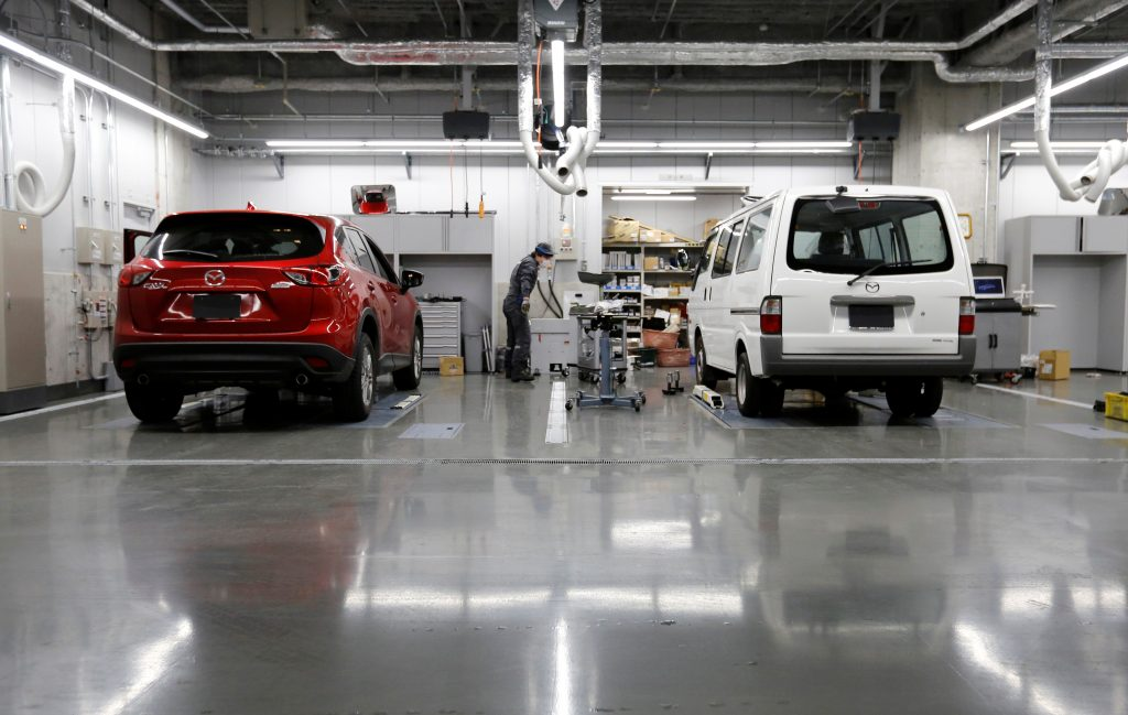 Mazda Car Parking Brake May Not Hold Company Issues Recall PBS - Mazda car repair