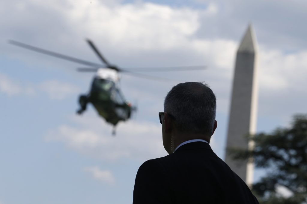 Watchdog says almost 900 Secret Service employees were infected with COVID