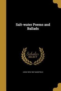 """Salt-Water Poems & Ballads"" Credit: Wentworth Press"